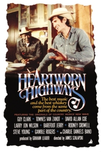 Heartworn Highways DVD Cover