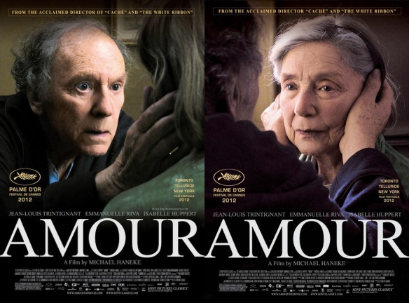 Amour posters